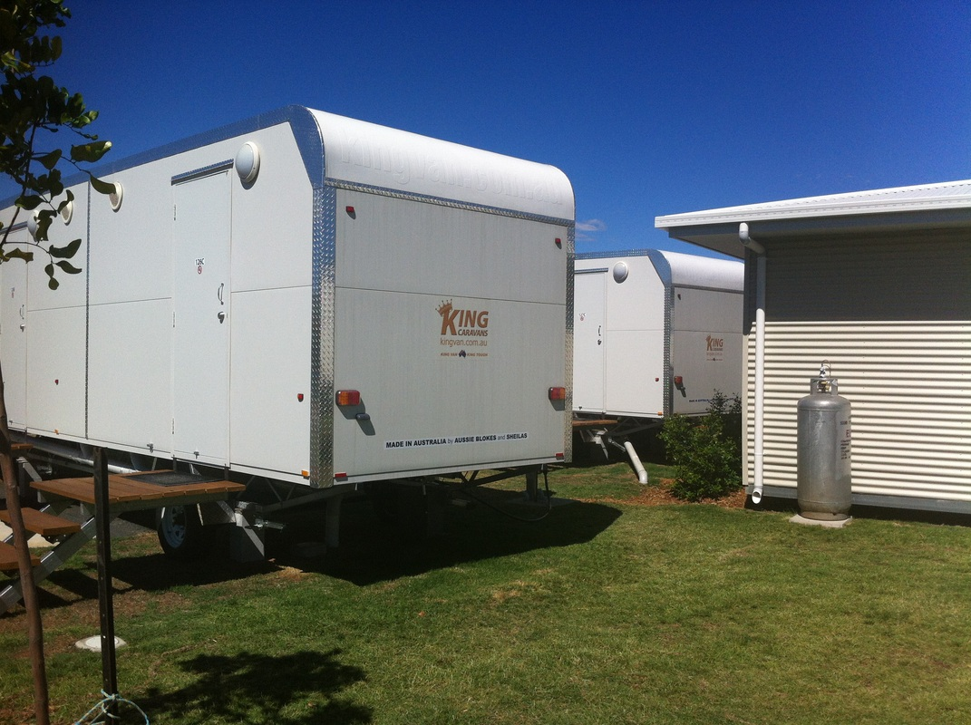 Workforce Rooms Caravan Park Surat Basin Qld