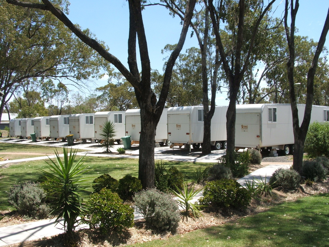 130 room camp, Gasworkers Accommodation, Surat Basin Qld